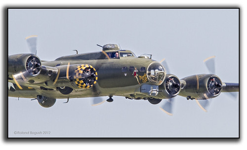 Memphis Belle  - as played by Sally B | by Roland Bogush