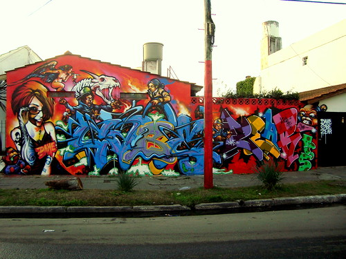 dame-zear-cabe               (Ituzaingo) Graffiti real | by cabedelbas