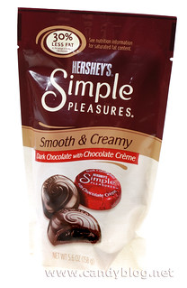 Hershey's Simple Pleasures Smooth & Creamy Dark Chocolate with Chocolate Creme | by cybele-