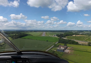 Landing At Tatenhill Airfield | by Martin Handley *