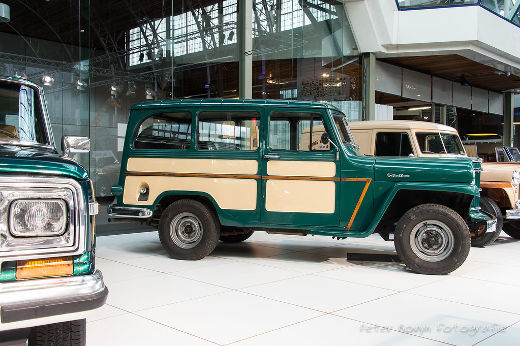 Jeep Willys Overland Station Wagon 1946 1964 Local Pro Flickr