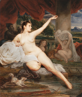 Visions of Venus: Diana At The Bath | by davebrosha