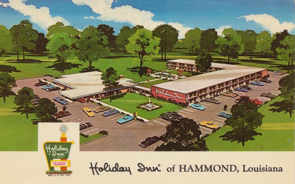Holiday Inn - Hammond, Louisiana