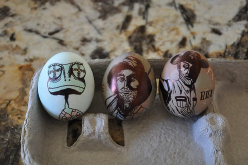 Walking Dead Easter Egg Figurines Sam S Room