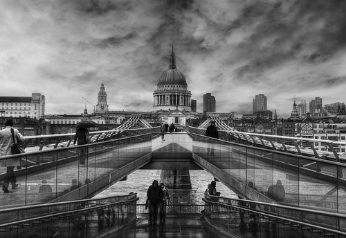 St Pauls: The classic view. | by Jem Salmon