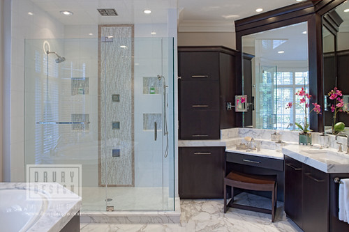Contemporary Bath Drury Design 512 N Main Street Glen Ell Flickr