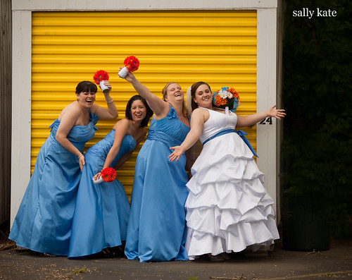 bridesmaids | by sallykatephotography