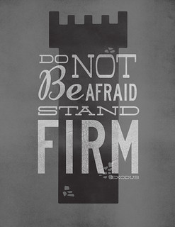 Stand Firm | by Megan Watson Design