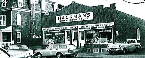 SECOND-STORE | by hackmansbooks