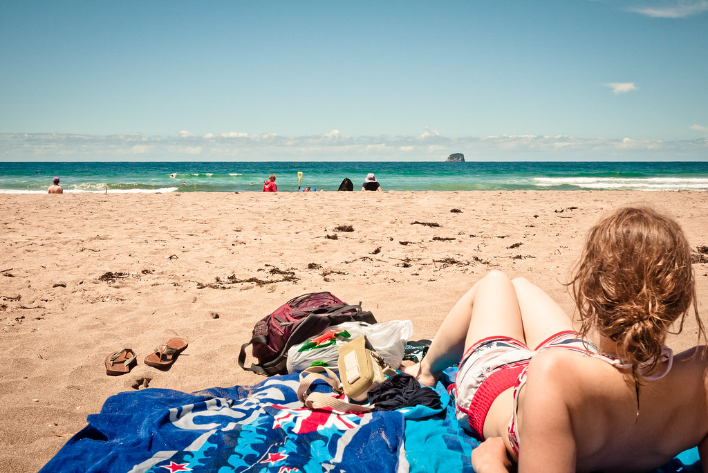 Image result for people at beach hot