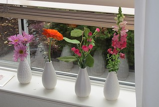 Flowers on the windowsill | by Alika-Rikki
