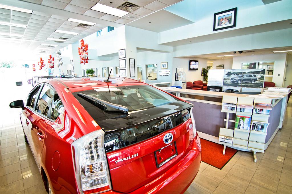 ... Jack Tayloru0027s Alexandria Toyota Showroom   20 | By Tier10 Marketing