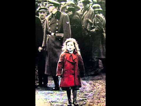 The Little Girl In The Red Coat From Schindler's List | Flickr