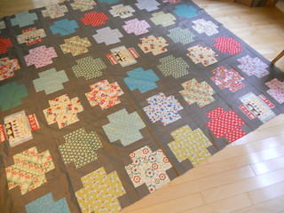 Greek Cross quilt a long - still not done | by FV Modern Quilt Guild