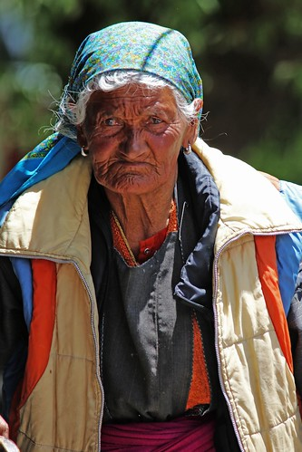 The age of dignity - Ladakhis people | by http://mathiaskellermannphotography.com