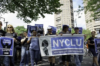 Protesting Stop and Frisk | by Alangreig