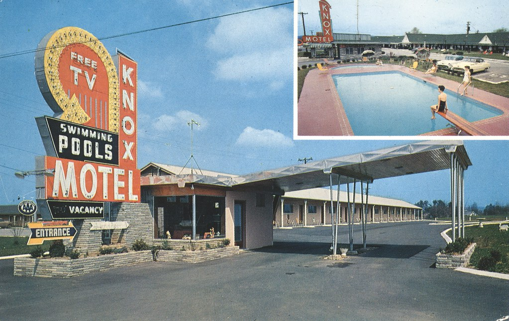 Knox Motel - Powell, Tennessee