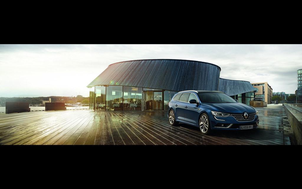 2016 Renault Talisman Estate Eddie Phm Flickr