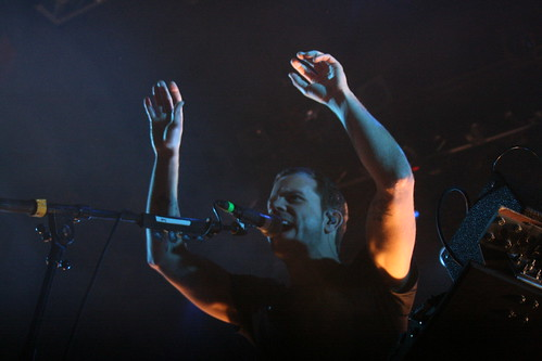 M83 ::: Ogden Theater ::: 04.30.12 | by Julio Enriquez