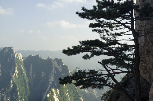 Huashan View | by flippantfiasco