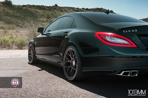 HRE Mercedes Benz AMG E63 Wagon & AMG CLS63 | by 1013MM