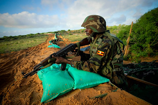 AMISOM Troops on Mogadishu's Frontline | by United Nations Photo