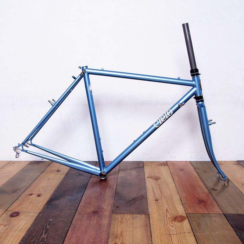 Cielo by Chris King / Cross Classic Frame set