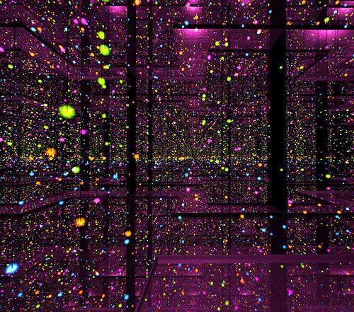 Yayoi Kusama S Infinity Rooms