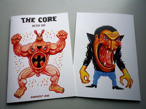 The Core_Covers | by Dieter VDO