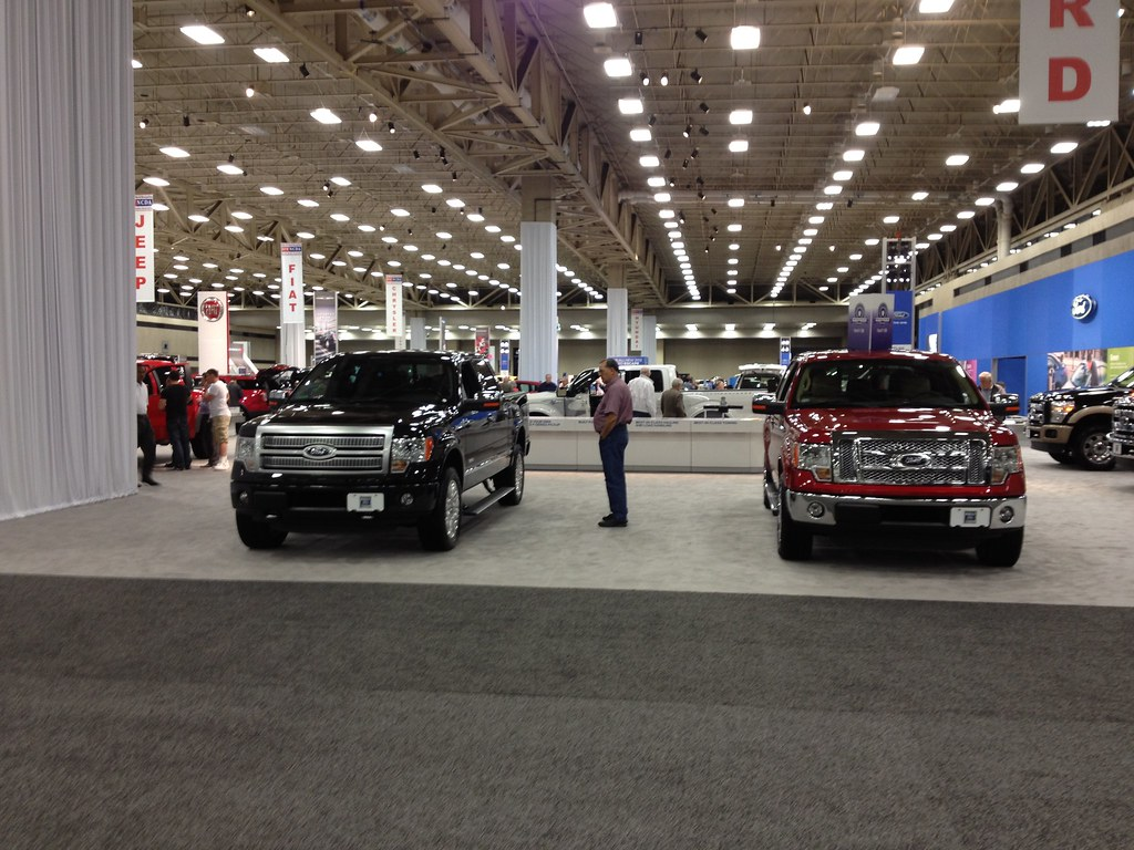 Dallas Auto Show >> Ford At 2012 Dfw Auto Show In Dallas Check Out The Ford Di