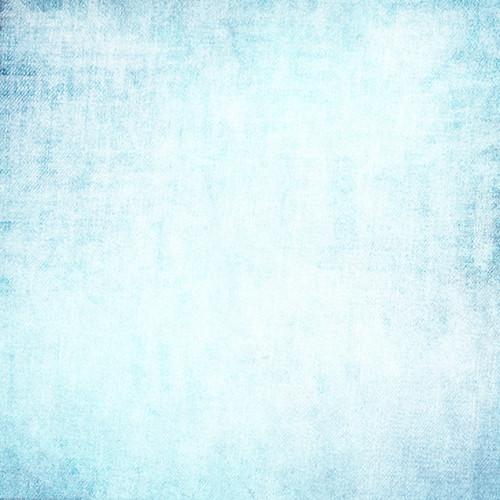 Blue White Pattern Room