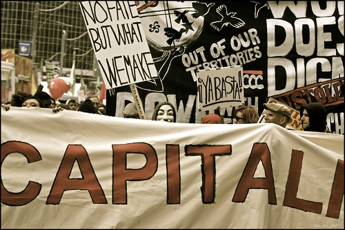 capitalism is the crisis ....... | by ana_lee_smith