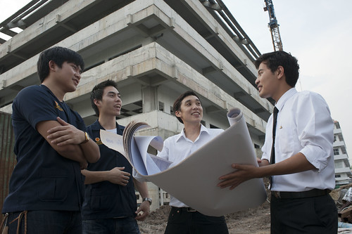 Thammasat University students and teachers | by World Bank Photo Collection