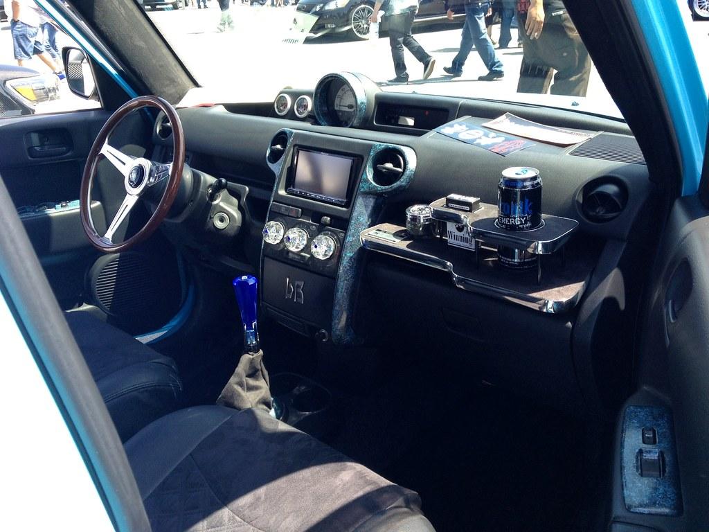 ... Interior VIP Scion XB   By LuxiVIP