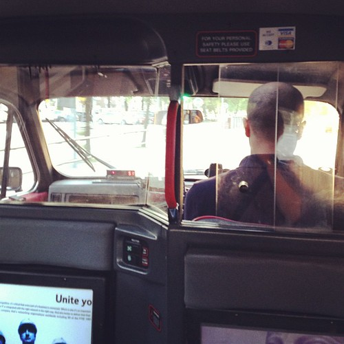 London-cabbing! | by chabo_sthlm