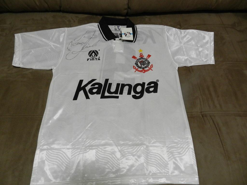 d89b4171af by Camisas do S. C. Corinthians Paulista 1992 - Corinthians - Finta e  Kalunga.