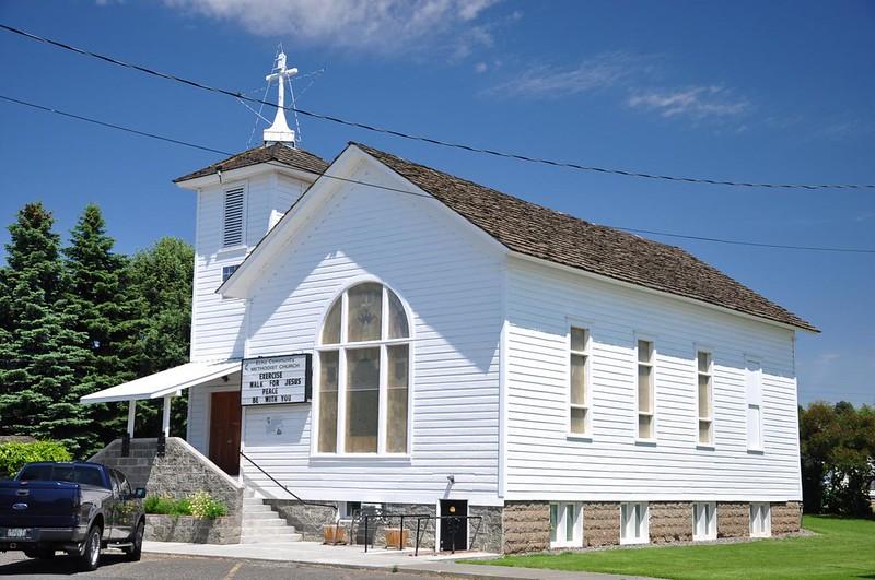 Echo Methodist Church