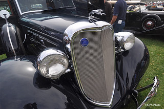 1935 Lincoln K304-B at Amelia Island 2012 | by gswetsky