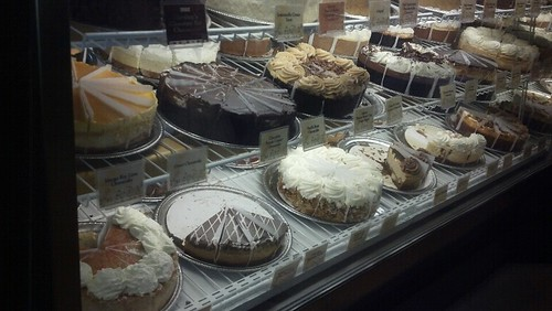 So many cheesecakes, so little room in my stomach! | by TheGirlsNY