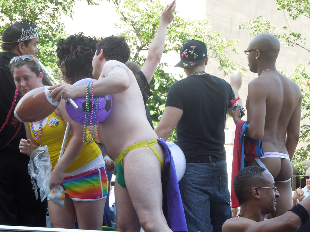 Baltimore Gay Pride 2012 Jock Straps And Bare Butts By Litlesam1