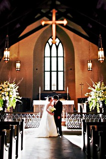 Erin and Chris - The Oaks Plantation / Christ Church XP | by ǝsǝǝɥↃ - www.marksbrides.com