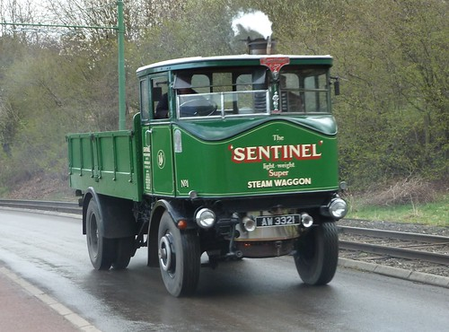 1916 Sentinel Steam Waggon 1465 | by Terry Pinnegar Photography