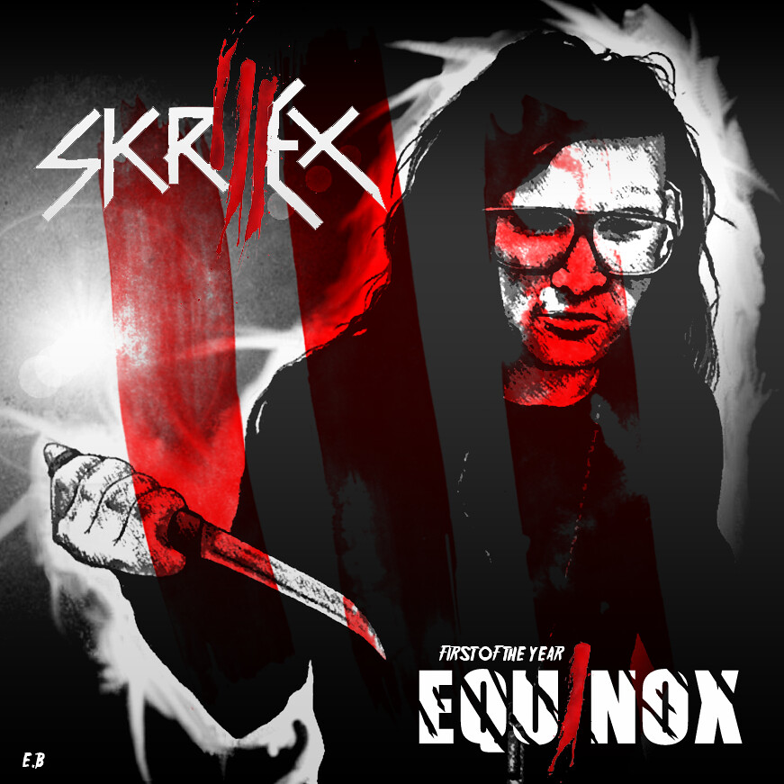 Скачать skrillex first of the year equinox.