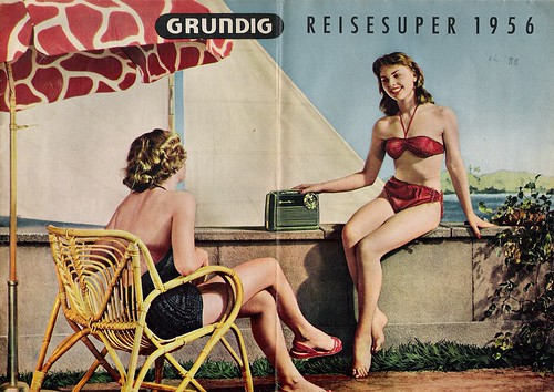 GRUNDIG Radio Dealer Brochure (W-Germany 1956)_1 | by MarkAmsterdam