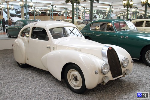 1947 Bugatti Type 73a 01 Begun In 1943 And Completed