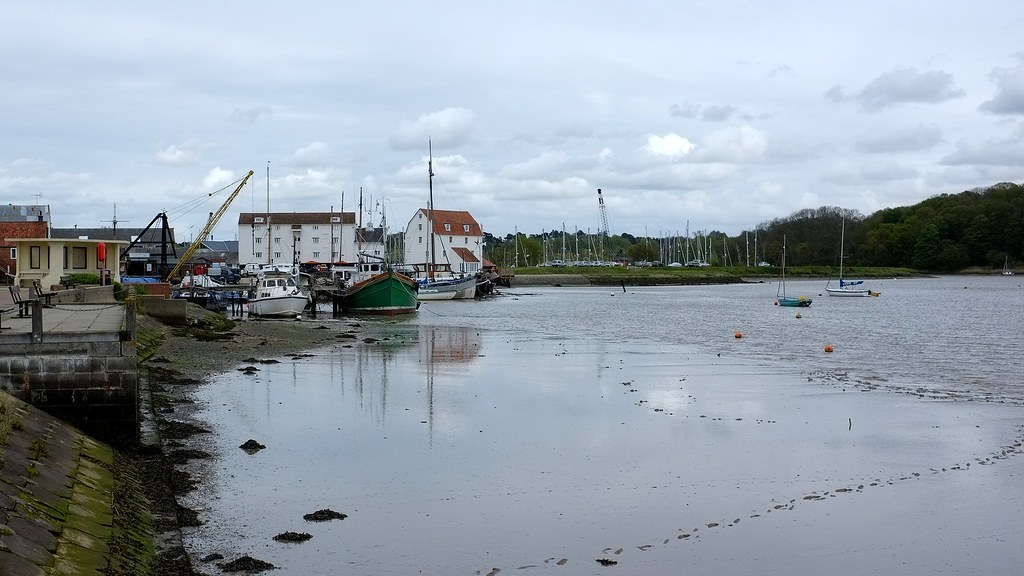 Woodbridge Tide Mill Scene 1920x1080