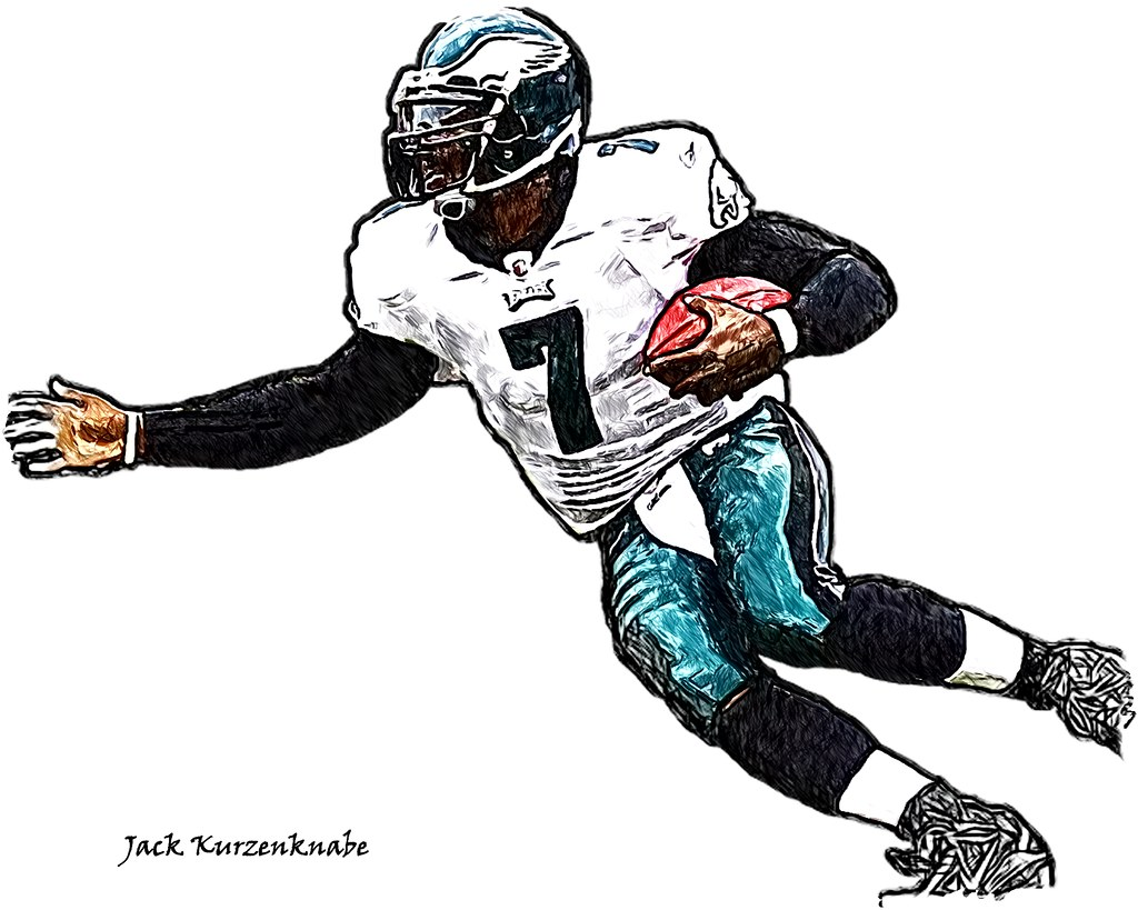 michael vick coloring pages - photo#12