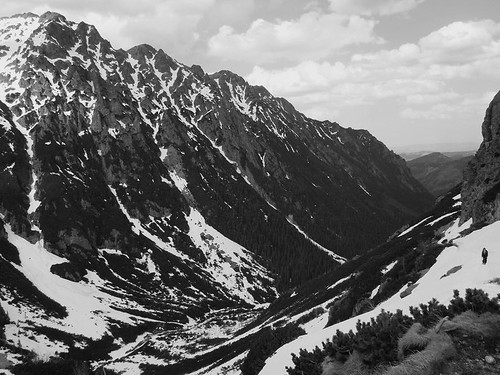 Black Routes through the Tatra Mountains | by mbs84
