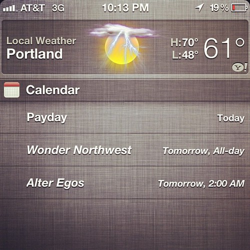 Portland weather: Thunderstorms ON THE SUN. | by BrandonSeifert