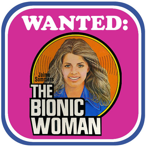Wanted: Bionic Woman Doll | by MyLifeInPlastic.com